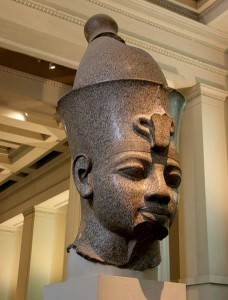 British_Museum,_Egypt_Egyptian_Sculpture_~_Colossal_granite_head_of_Amenhotep_III